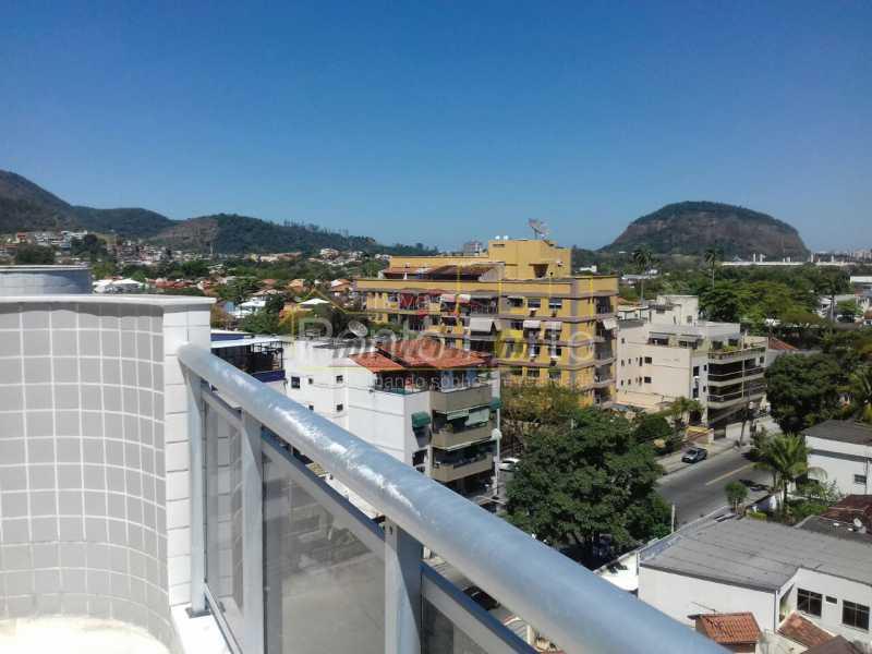 25 - Cobertura 3 quartos à venda Anil, Rio de Janeiro - R$ 1.358.000 - PECO30091 - 24