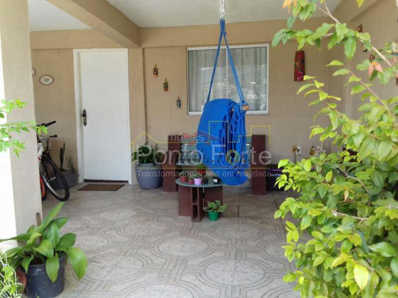 3 - Casa em Condomínio 3 quartos à venda Taquara, Rio de Janeiro - R$ 629.000 - PECN30163 - 4