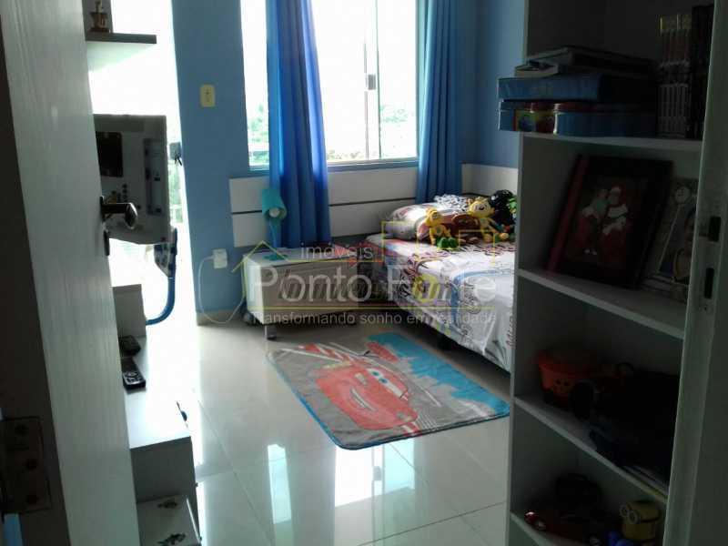 9 - Casa em Condomínio 3 quartos à venda Taquara, Rio de Janeiro - R$ 629.000 - PECN30163 - 10
