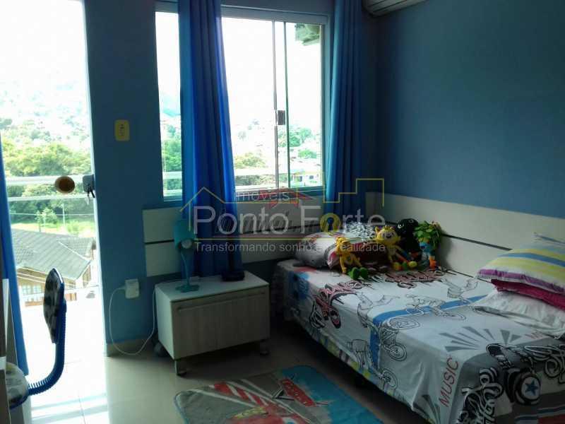 10 - Casa em Condomínio 3 quartos à venda Taquara, Rio de Janeiro - R$ 629.000 - PECN30163 - 11