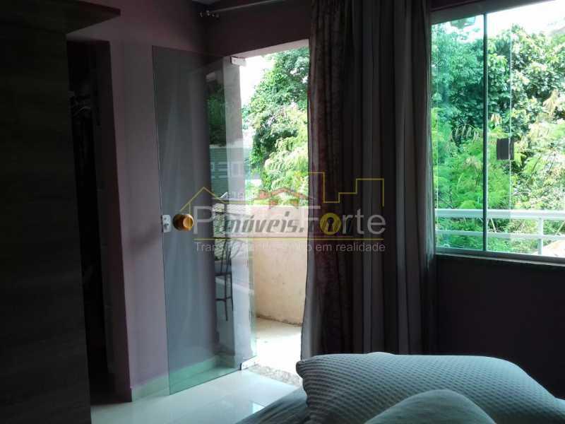 12 - Casa em Condomínio 3 quartos à venda Taquara, Rio de Janeiro - R$ 629.000 - PECN30163 - 13