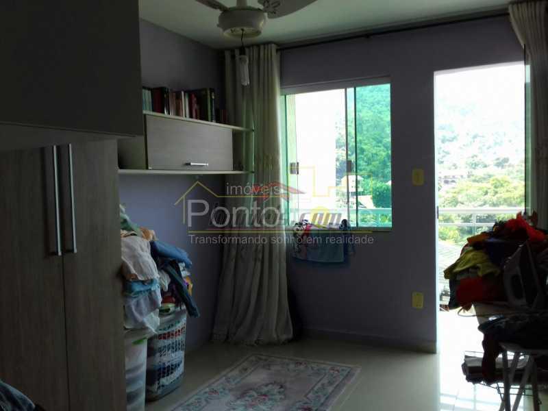 13 - Casa em Condomínio 3 quartos à venda Taquara, Rio de Janeiro - R$ 629.000 - PECN30163 - 14