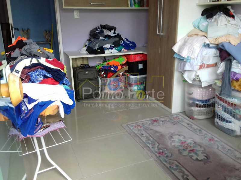 15 - Casa em Condomínio 3 quartos à venda Taquara, Rio de Janeiro - R$ 629.000 - PECN30163 - 16