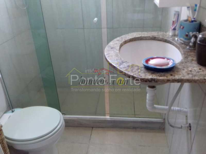 20 - Casa em Condomínio 3 quartos à venda Taquara, Rio de Janeiro - R$ 629.000 - PECN30163 - 21