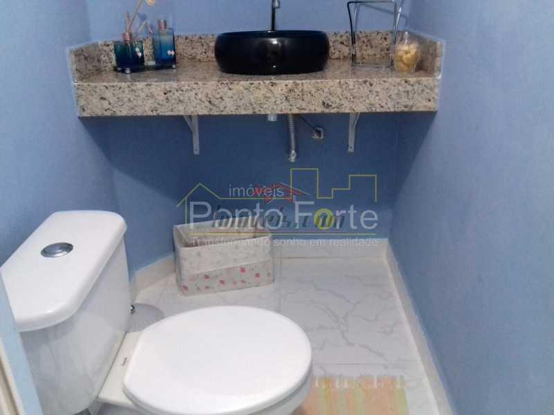 22 - Casa em Condomínio 3 quartos à venda Taquara, Rio de Janeiro - R$ 629.000 - PECN30163 - 23