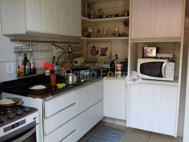 24 - Casa em Condomínio 3 quartos à venda Taquara, Rio de Janeiro - R$ 629.000 - PECN30163 - 25