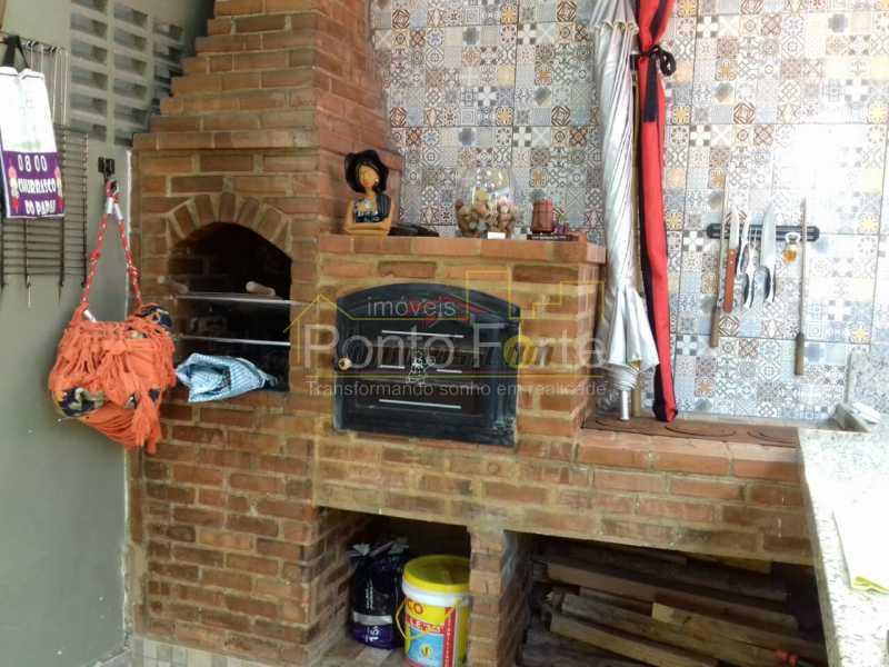 25 - Casa em Condomínio 3 quartos à venda Taquara, Rio de Janeiro - R$ 629.000 - PECN30163 - 26