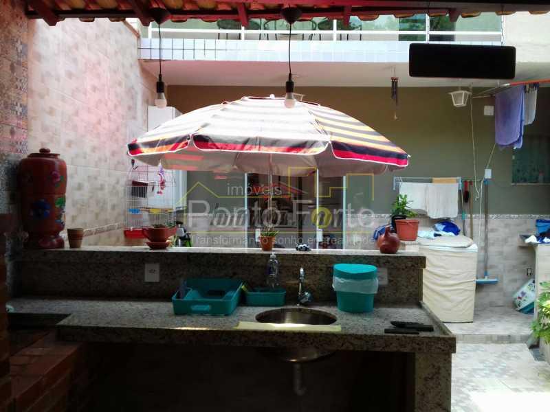 26 - Casa em Condomínio 3 quartos à venda Taquara, Rio de Janeiro - R$ 629.000 - PECN30163 - 27