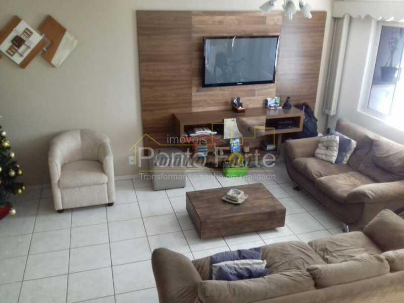 1 - Casa em Condomínio à venda Rua Caviana,Taquara, BAIRROS DE ATUAÇÃO ,Rio de Janeiro - R$ 490.000 - PECN30165 - 3