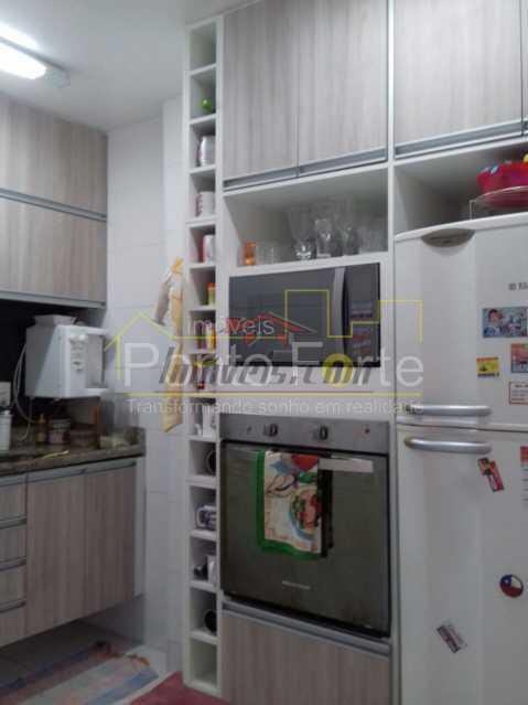 10 - Casa em Condomínio à venda Rua Caviana,Taquara, BAIRROS DE ATUAÇÃO ,Rio de Janeiro - R$ 490.000 - PECN30165 - 19