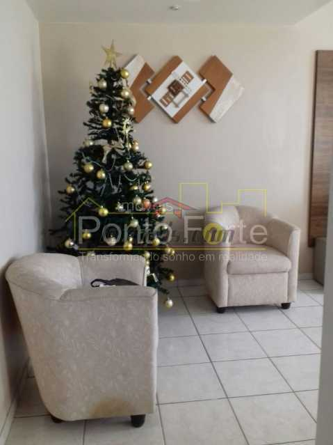 12 - Casa em Condomínio à venda Rua Caviana,Taquara, BAIRROS DE ATUAÇÃO ,Rio de Janeiro - R$ 490.000 - PECN30165 - 7