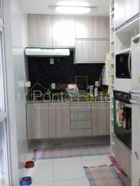 13 - Casa em Condomínio à venda Rua Caviana,Taquara, BAIRROS DE ATUAÇÃO ,Rio de Janeiro - R$ 490.000 - PECN30165 - 20