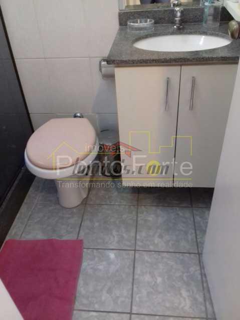 16 - Casa em Condomínio à venda Rua Caviana,Taquara, BAIRROS DE ATUAÇÃO ,Rio de Janeiro - R$ 490.000 - PECN30165 - 17