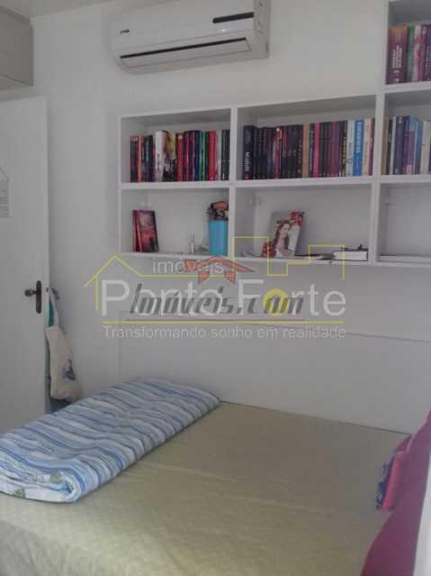 17 - Casa em Condomínio à venda Rua Caviana,Taquara, BAIRROS DE ATUAÇÃO ,Rio de Janeiro - R$ 490.000 - PECN30165 - 15