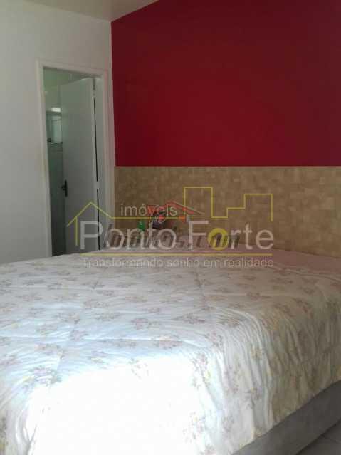 18 - Casa em Condomínio à venda Rua Caviana,Taquara, BAIRROS DE ATUAÇÃO ,Rio de Janeiro - R$ 490.000 - PECN30165 - 14