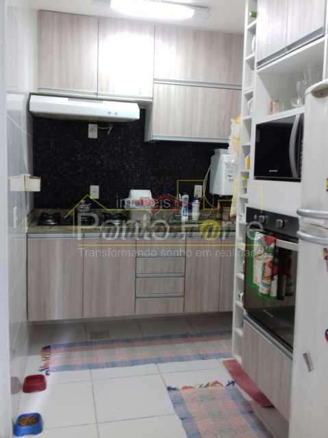 22 - Casa em Condomínio à venda Rua Caviana,Taquara, BAIRROS DE ATUAÇÃO ,Rio de Janeiro - R$ 490.000 - PECN30165 - 22