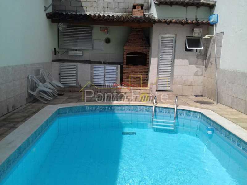 24 - Casa em Condomínio à venda Rua Caviana,Taquara, BAIRROS DE ATUAÇÃO ,Rio de Janeiro - R$ 490.000 - PECN30165 - 24
