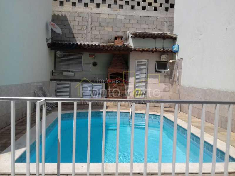 27 - Casa em Condomínio à venda Rua Caviana,Taquara, BAIRROS DE ATUAÇÃO ,Rio de Janeiro - R$ 490.000 - PECN30165 - 27