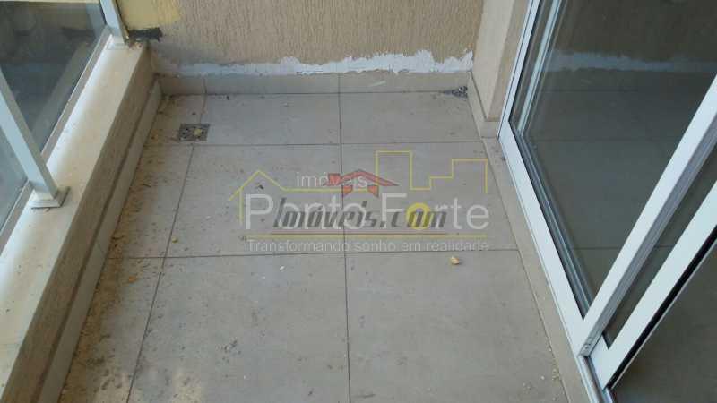21 - Casa em Condomínio Pechincha, Rio de Janeiro, RJ À Venda, 2 Quartos, 120m² - PECN20141 - 1