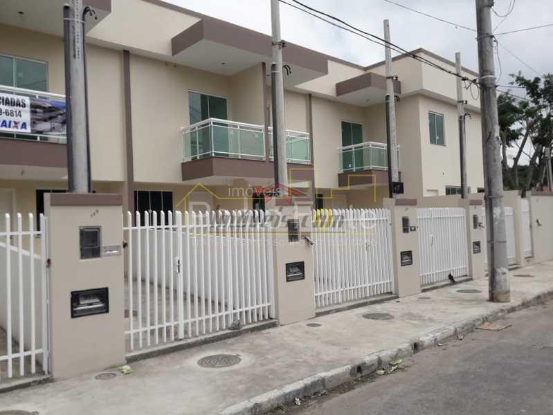1 - Casa em Condomínio 2 quartos à venda Campo Grande, Rio de Janeiro - R$ 239.990 - PECN20145 - 1