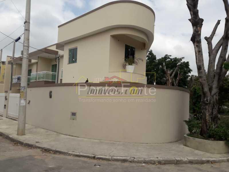2 - Casa em Condomínio 2 quartos à venda Campo Grande, Rio de Janeiro - R$ 239.990 - PECN20145 - 3
