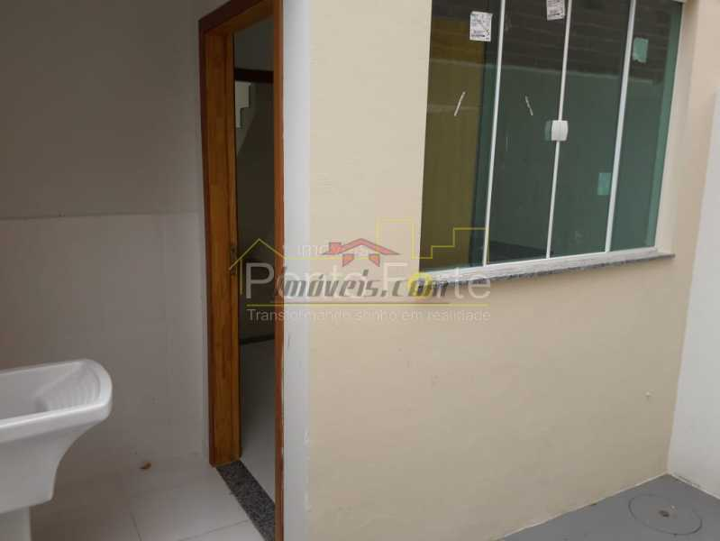 21 - Casa em Condomínio 2 quartos à venda Campo Grande, Rio de Janeiro - R$ 239.990 - PECN20145 - 22