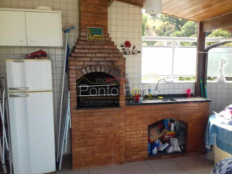 7 - Cobertura À Venda - Freguesia (Jacarepaguá) - Rio de Janeiro - RJ - PECO30094 - 31