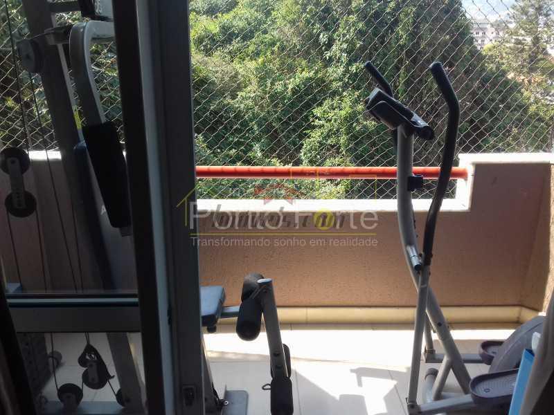 8 - Cobertura À Venda - Freguesia (Jacarepaguá) - Rio de Janeiro - RJ - PECO30094 - 1