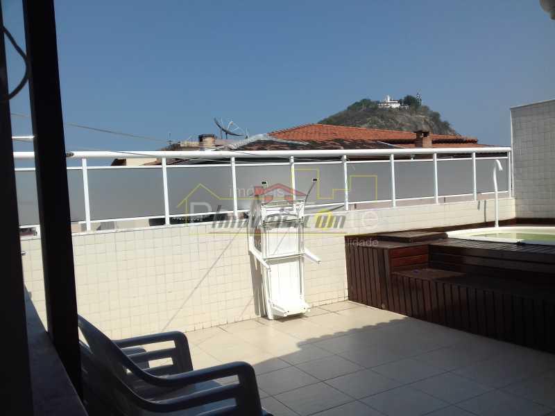 28 - Cobertura À Venda - Freguesia (Jacarepaguá) - Rio de Janeiro - RJ - PECO30094 - 28
