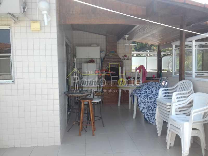 29 - Cobertura À Venda - Freguesia (Jacarepaguá) - Rio de Janeiro - RJ - PECO30094 - 29