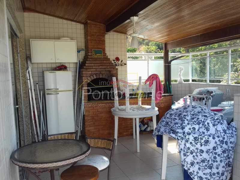 30 - Cobertura À Venda - Freguesia (Jacarepaguá) - Rio de Janeiro - RJ - PECO30094 - 30