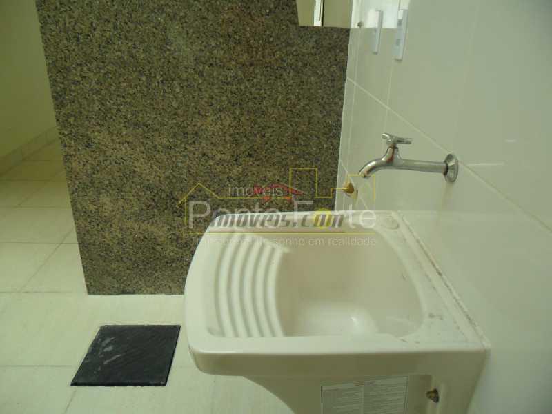 16 - Casa em Condomínio 3 quartos à venda Tanque, Rio de Janeiro - R$ 475.000 - PECN30175 - 23