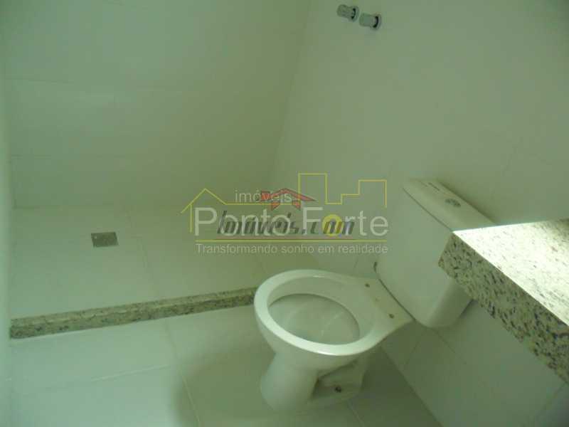 23 - Casa em Condomínio 3 quartos à venda Tanque, Rio de Janeiro - R$ 475.000 - PECN30175 - 18