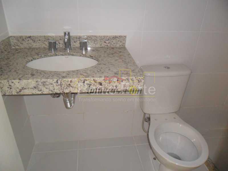 24 - Casa em Condomínio 3 quartos à venda Tanque, Rio de Janeiro - R$ 475.000 - PECN30175 - 19