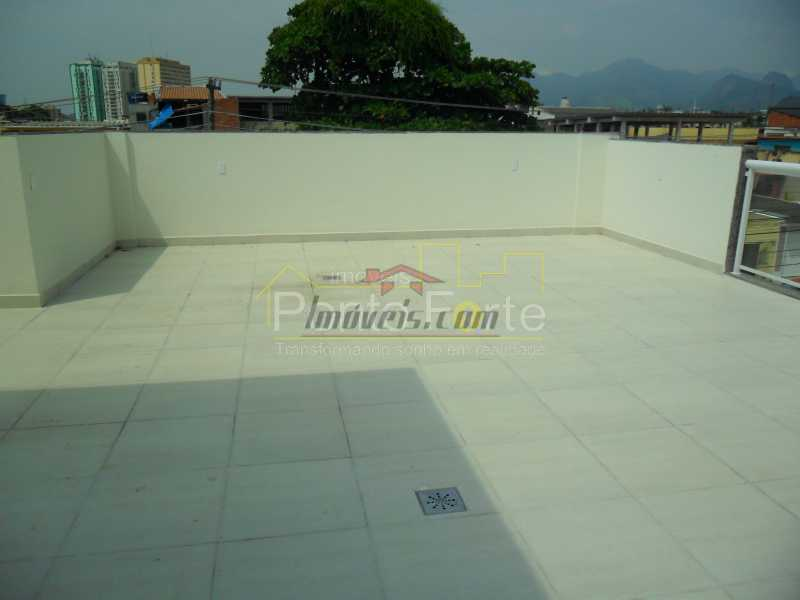 25 - Casa em Condomínio 3 quartos à venda Tanque, Rio de Janeiro - R$ 475.000 - PECN30175 - 26