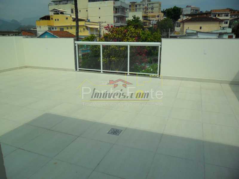 26 - Casa em Condomínio 3 quartos à venda Tanque, Rio de Janeiro - R$ 475.000 - PECN30175 - 27