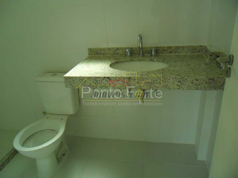 22 - Casa em Condomínio 3 quartos à venda Tanque, Rio de Janeiro - R$ 475.000 - PECN30178 - 17