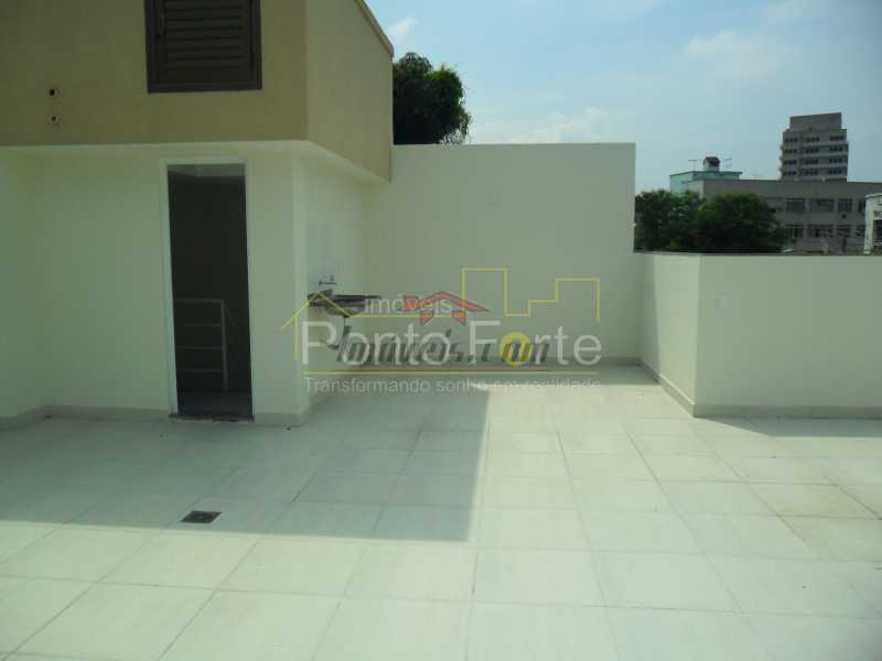 27 - Casa em Condomínio 3 quartos à venda Tanque, Rio de Janeiro - R$ 475.000 - PECN30178 - 28