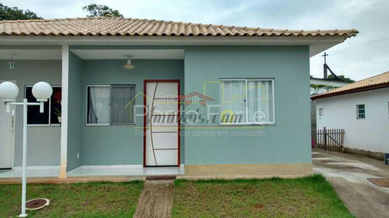 2 - Casa em Condomínio 2 quartos à venda Santa Cruz, Rio de Janeiro - R$ 169.000 - PECN20151 - 3