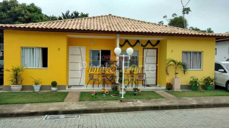 3 - Casa em Condomínio 2 quartos à venda Santa Cruz, Rio de Janeiro - R$ 169.000 - PECN20151 - 4