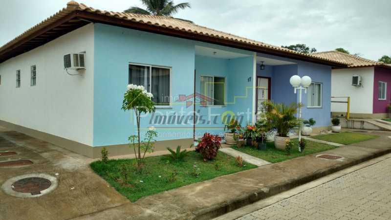 4 - Casa em Condomínio 2 quartos à venda Santa Cruz, Rio de Janeiro - R$ 169.000 - PECN20151 - 5