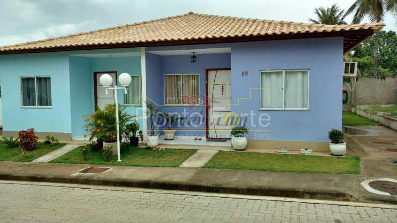 5 - Casa em Condomínio 2 quartos à venda Santa Cruz, Rio de Janeiro - R$ 169.000 - PECN20151 - 6