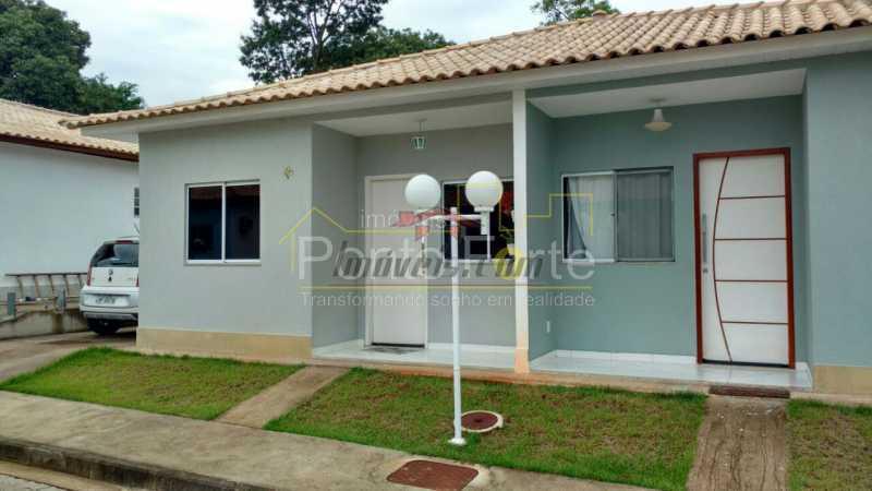 6 - Casa em Condomínio 2 quartos à venda Santa Cruz, Rio de Janeiro - R$ 169.000 - PECN20151 - 7