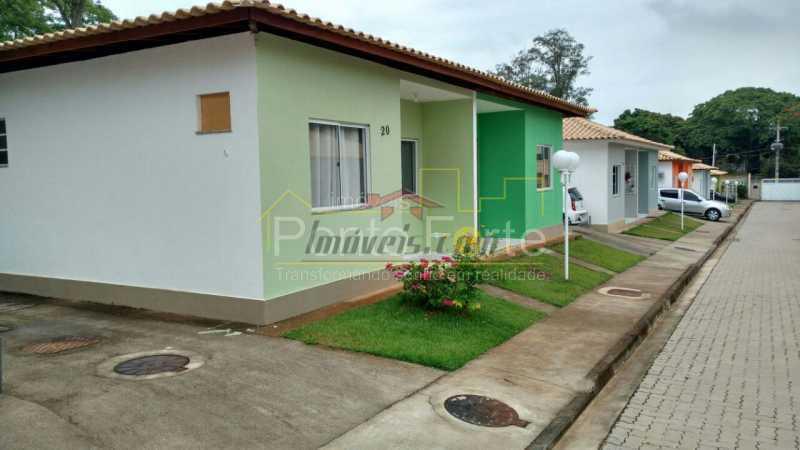 8 - Casa em Condomínio 2 quartos à venda Santa Cruz, Rio de Janeiro - R$ 169.000 - PECN20151 - 9