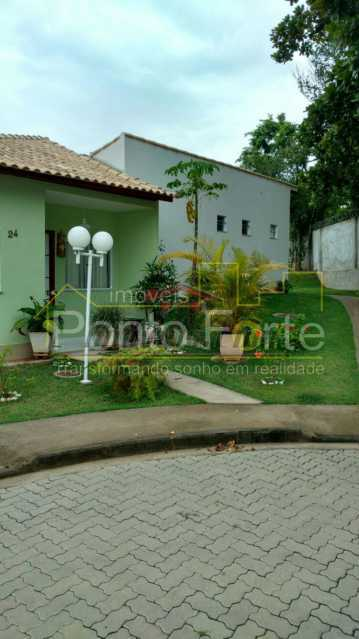 9 - Casa em Condomínio 2 quartos à venda Santa Cruz, Rio de Janeiro - R$ 169.000 - PECN20151 - 10