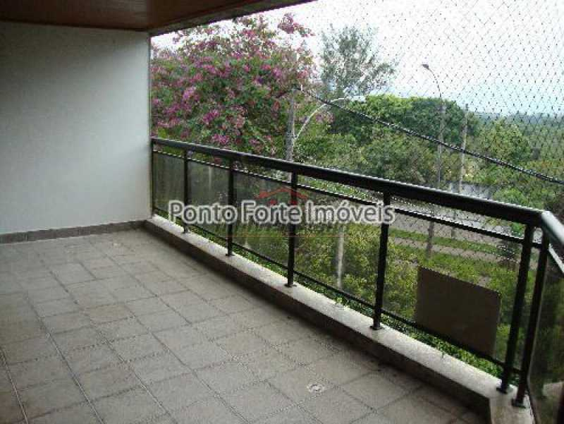16 - Apartamento 4 quartos à venda Recreio dos Bandeirantes, Rio de Janeiro - R$ 1.290.000 - PEAP40038 - 1