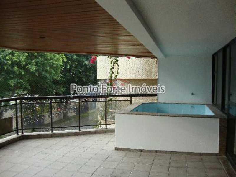 17 - Apartamento 4 quartos à venda Recreio dos Bandeirantes, Rio de Janeiro - R$ 1.290.000 - PEAP40038 - 18