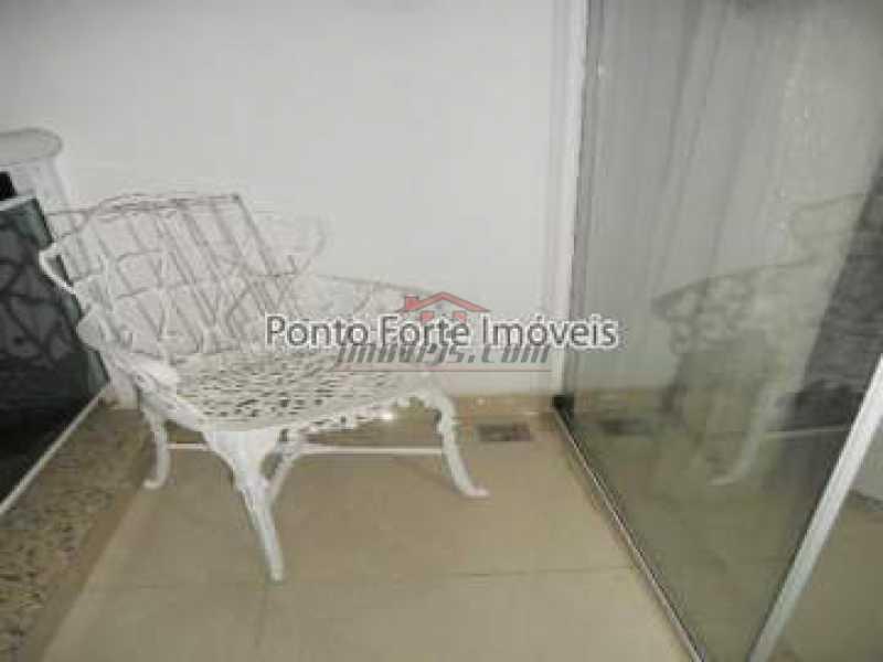 1 - Casa em Condomínio à venda Rua Imbui,Tanque, Rio de Janeiro - R$ 446.000 - PECN30180 - 1