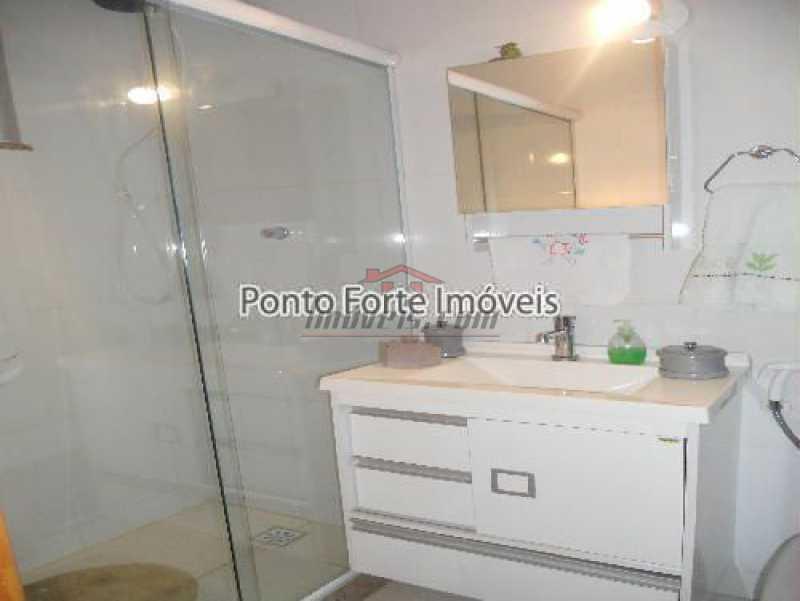 17 - Casa em Condomínio à venda Rua Imbui,Tanque, Rio de Janeiro - R$ 446.000 - PECN30180 - 18