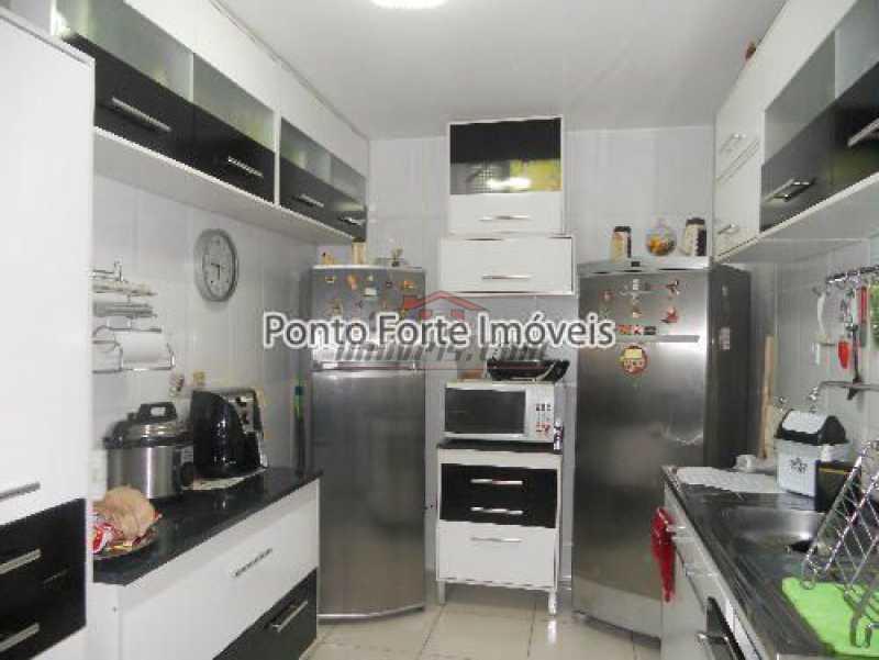 20 - Casa em Condomínio à venda Rua Imbui,Tanque, Rio de Janeiro - R$ 446.000 - PECN30180 - 21